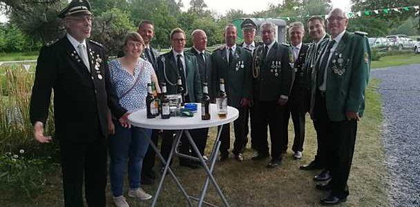 Ausmarsch Schützenverein Wethmar